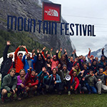 TNF MOUNTAIN FESTIVAL EN SUIZA